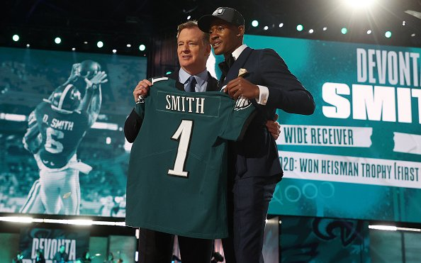 Image for Best and Worst Fantasy Landing Spots From the 2021 NFL Draft