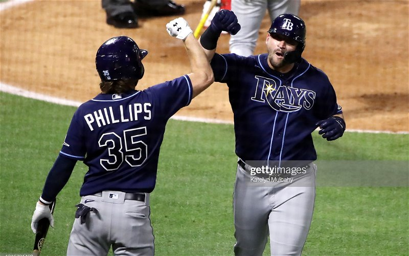 Image for Rays Winning Streak Hits Double Digits