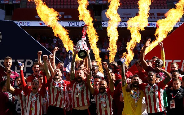Image for Brentford Promoted as Swansea Suffer More Play-off Disappointment