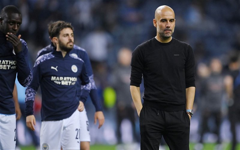 Image for Pep Guardiola's Tinkering Fails Him Again In 2021