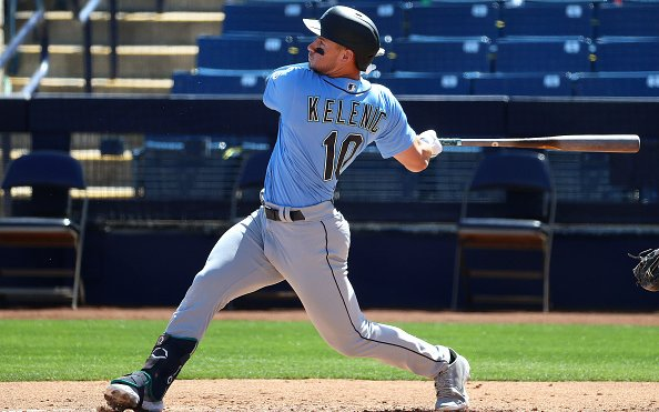 Image for Jarred Kelenic Recalled by Seattle Mariners