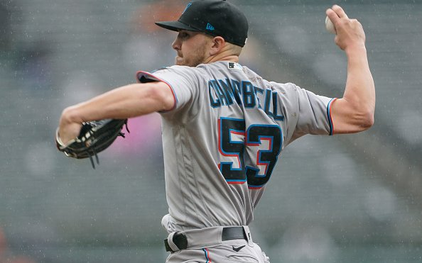 Image for Miami Marlins Pitching Staff: Paul Campbell Doubts Positive Test