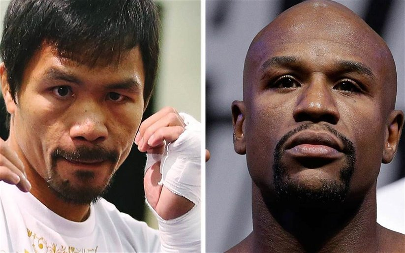 Image for Manny Pacquiao, Floyd Mayweather, and a Dignified Exit Strategy