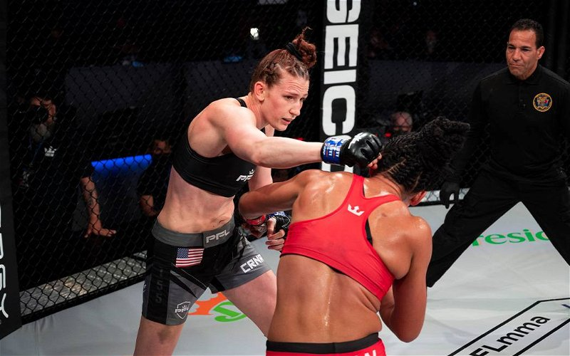 Image for One Final Opportunity for Laura Sanchez to Progress Through to the PFL Playoffs