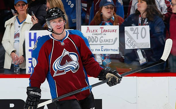 Image for Detroit Red Wings Hire Alex Tanguay as Assistant Coach