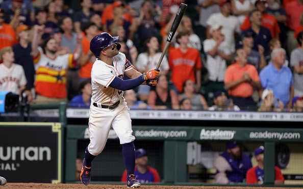 Image for Astros Sweep Rangers