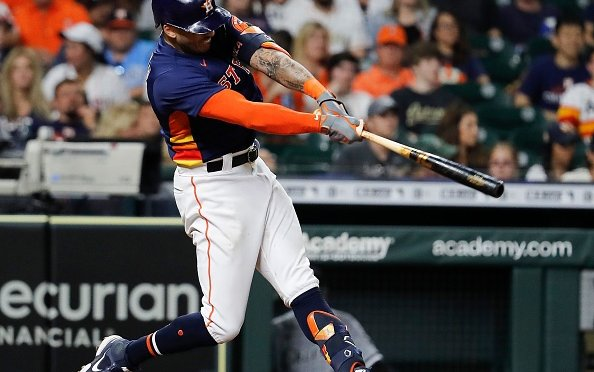 Image for Astros Sweep White Sox