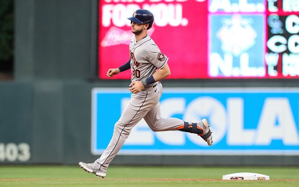 Image for Astros Win 2 of 3 In Minnesota