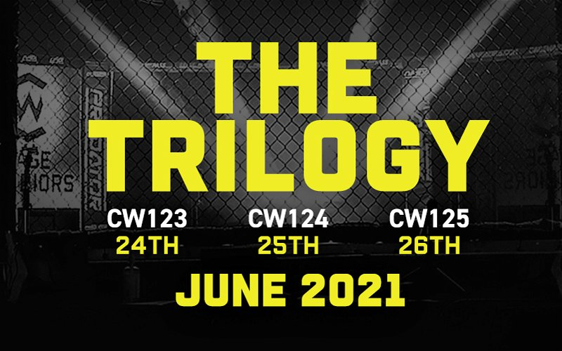 Image for Cage Warriors Trilogy Returns in June: Fourth Week of Announcements