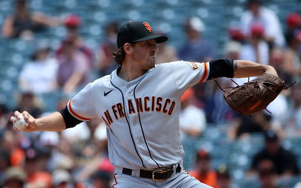 Image for Cy Young Award: Kevin Gausman Is Putting Up A Fight