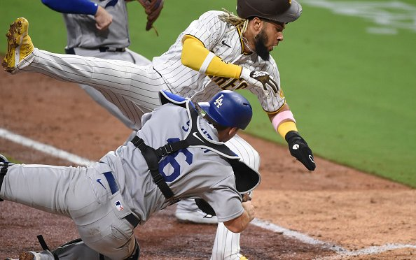 Image for Friar Faithful: 2021 Padres-Dodgers Rivalry Returns