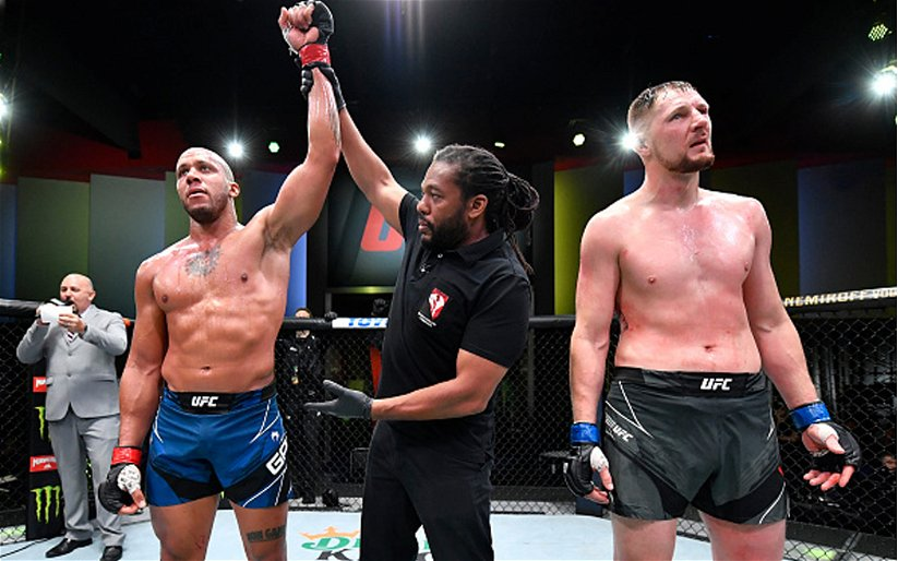 Image for UFC Vegas 30 Results and Takeaways: Ciryl Gane Remains An Unsolved Puzzle