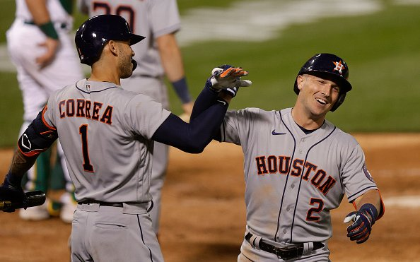 Image for Houston Astros Have Seven All-Star Game Finalists