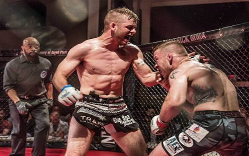 Image for Jesse Stirn's Featherweight Showdown Edges Closer Ahead of his PFL Debut