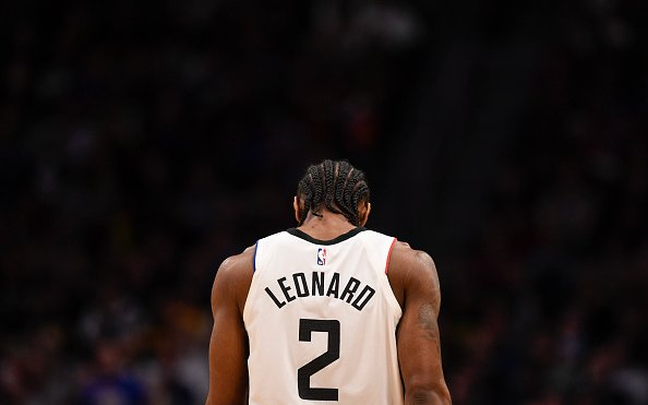 Image for Kawhi Leonard Out for Game 5, Potentially More