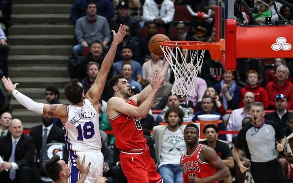 Image for Is Zach LaVine Staying or Leaving Chicago?