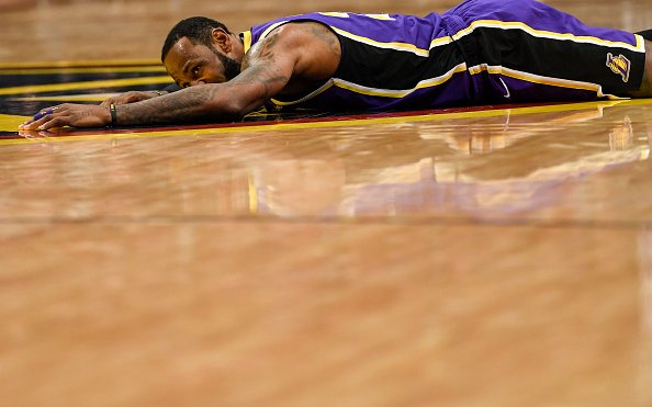 Image for 3 Reasons Why the Lakers vs Suns Ended in Defeat for LA