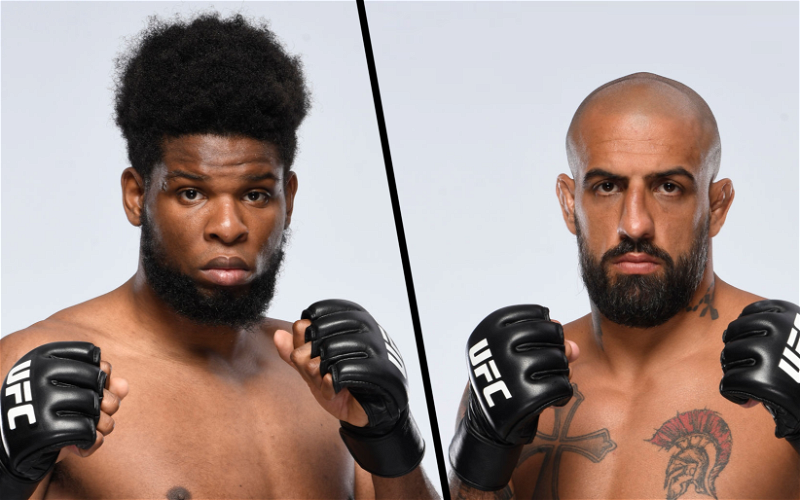 Image for UFC Vegas 30: Nzechukwu vs Marques Fight Preview and Breakdown