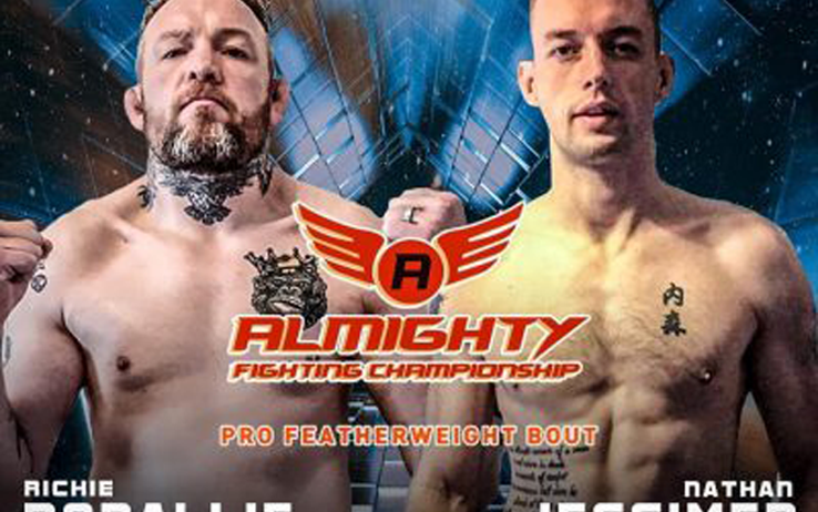 Image for Nathan Jessimer set to Return to Action at Almighty Fighting Championship 20