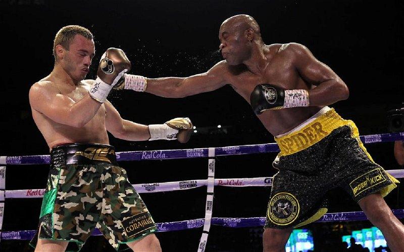Image for Anderson Silva Made More Money Versus Chavez Jr. Than In Almost All Of His UFC Fights