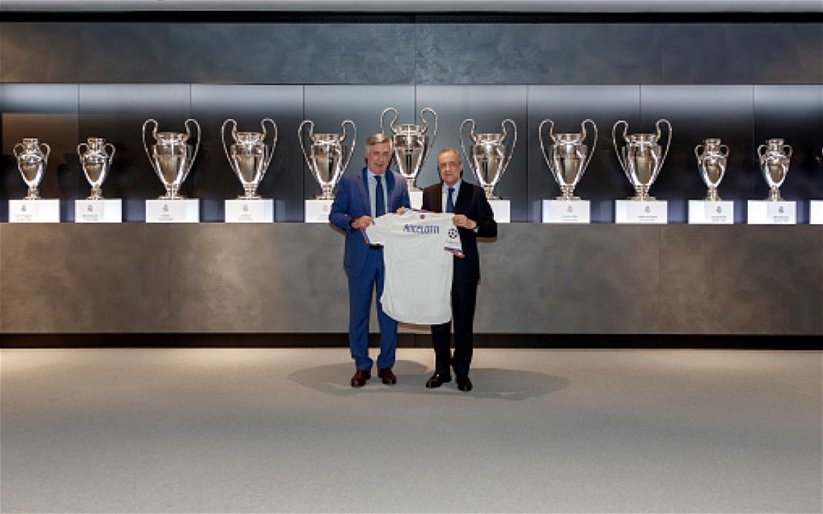 Image for Ancelotti In Real Return