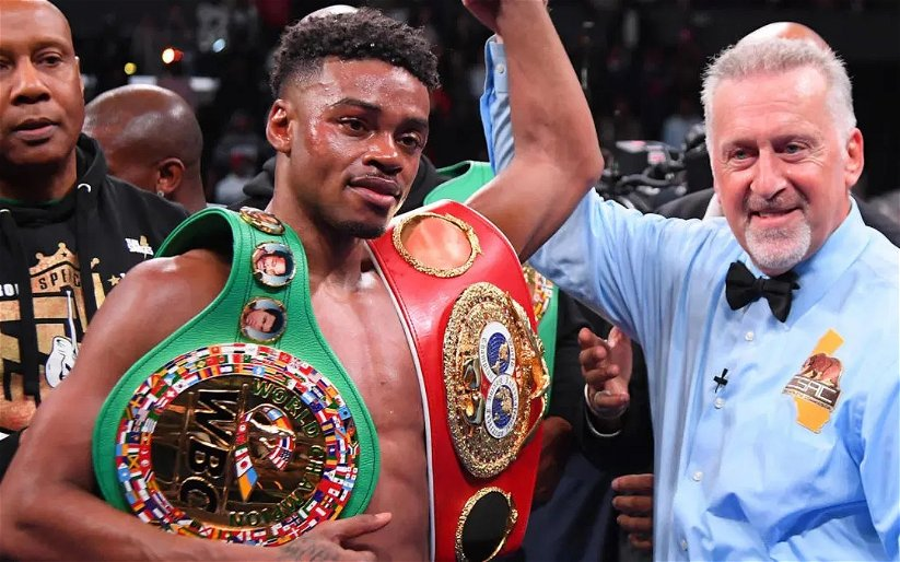 Image for Is Spence Looking Past Pacquiao?