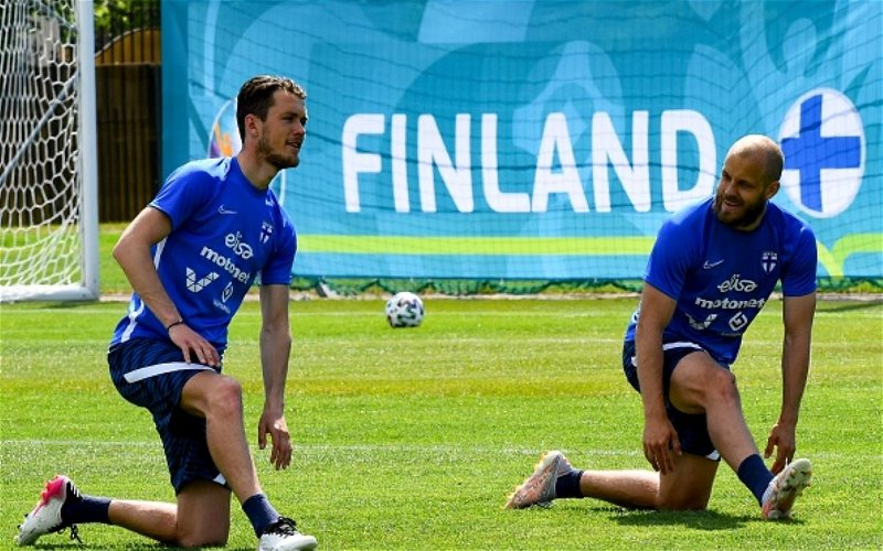 Image for Finland Euro 2020 Preview
