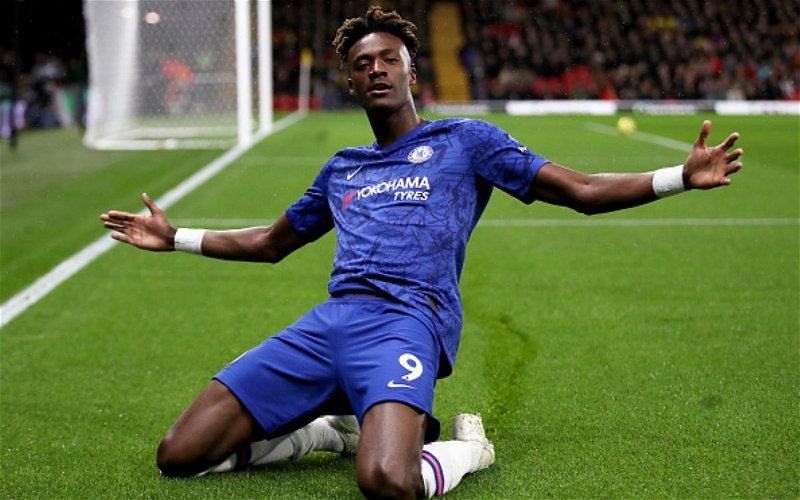 Image for What's Next For Tammy Abraham?