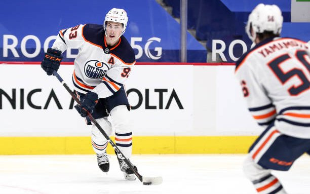 Image for Ryan Nugent-Hopkins: 3 Replacement Options For The Oilers