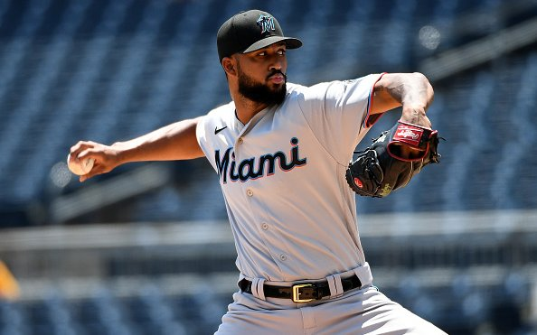 Image for Marlins Pitching Rotation: A Dandy from Sandy