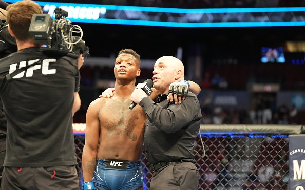 Image for UFC 263 Prelims: Future Contenders to Focus On