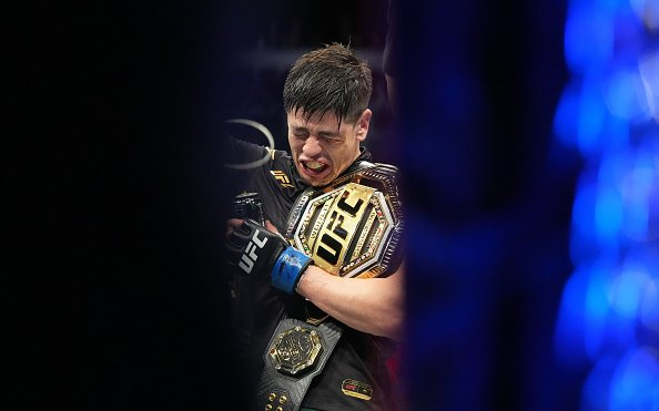 Image for Brandon Moreno: The Amazing Journey of UFC's First Mexican Champion