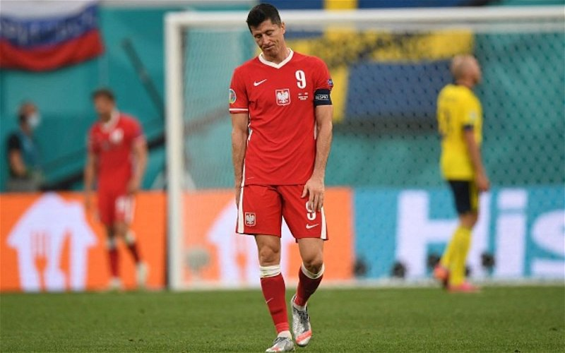 Image for Euro 2020 Match Report – Poland Exit Euro 2020 at the hands of Impressive Sweden