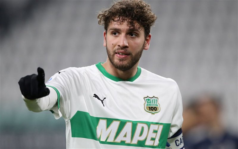 Image for Scout Report: Manuel Locatelli, Sassuolo's Finest Orchestrator