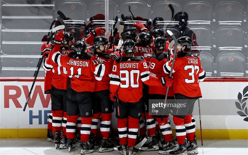 Image for New Jersey Devils Ideal Picks With Islanders 1st Round 2021 Pick