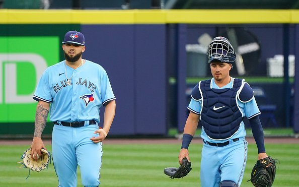Image for Blue Jays Series: Late Game Let Downs Cost Toronto The Series