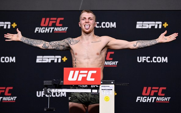 Image for UFC Vegas 28 Results: Prelim Fighters to Watch