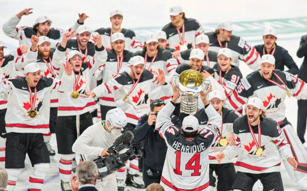 Image for Hockey World Championships 2021: Team Canada wins Gold and how they got There