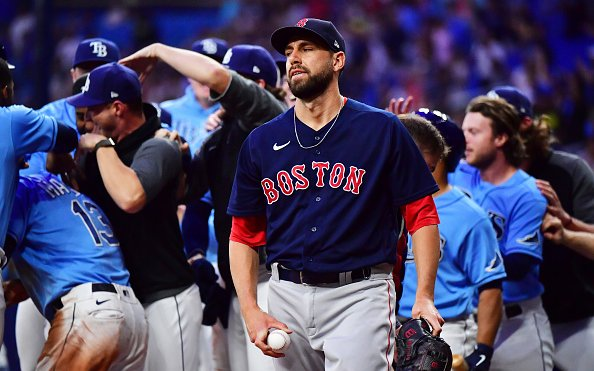 Image for 2021 Tampa Bay Rays: Top Sox, Regain Division Lead