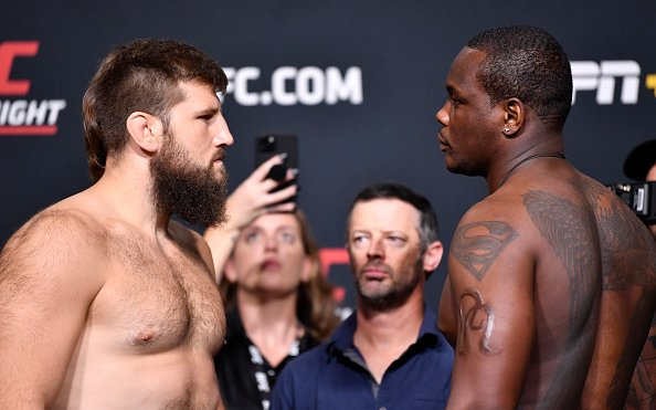 Image for UFC Vegas 30 Co-Main: Boser vs St. Preux Preview and Breakdown