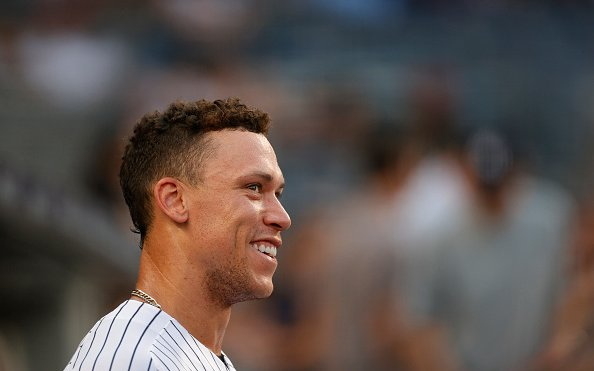 Image for Making The Case: Aaron Judge Yankee All-Star