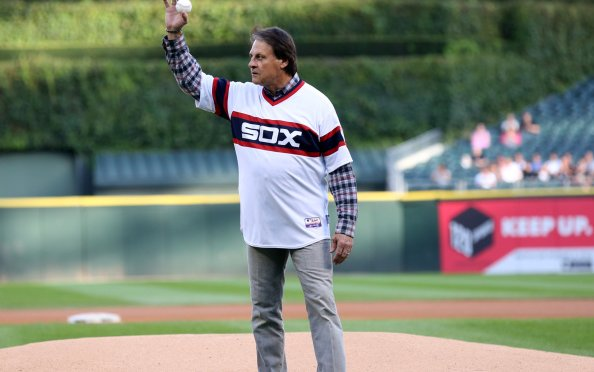 Image for Breaking MLB News: Tony LaRussa Becomes Second All-Time Winningest Manager