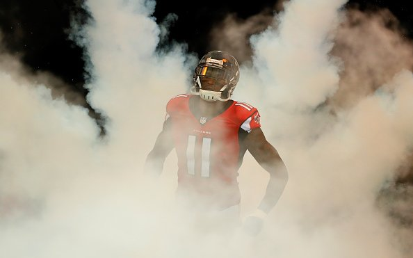 Image for Tennessee Titans: 3 Reasons Why Julio Jones Makes Sense for the Titans