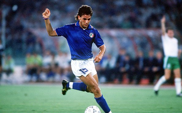Image for 1990 – A Career Defining Year in Italy For Roberto Baggio