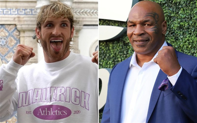Image for Logan Paul Channels The Fresh Prince, Thinks He Can Beat Mike Tyson