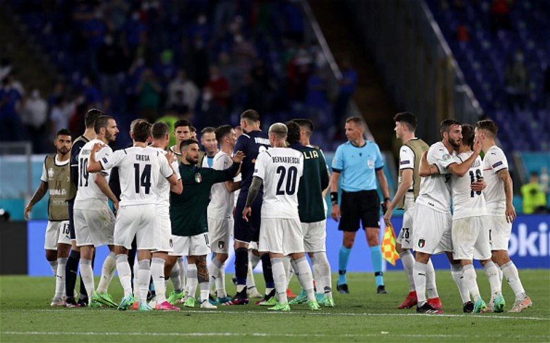 Image for Euro 2020 First Match Report: Turkey 0-3 Italy