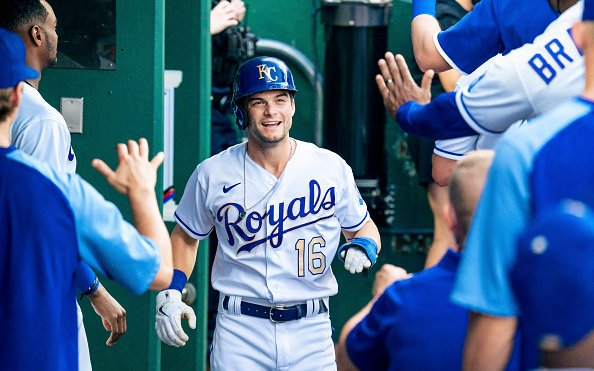 Image for Royals Win Streak: Team Trending in the Right Direction