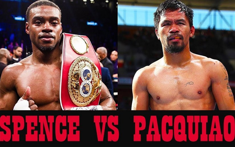 Image for Pacquiao vs. Spence: The Early Scouting Report