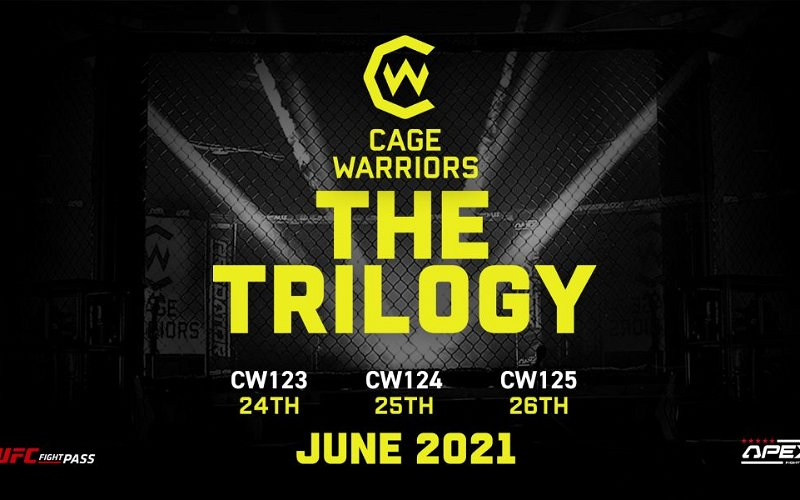 Image for Cage Warriors 123: A Fight Night To Remember