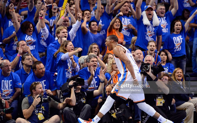 Image for Russell Westbrook Traded to the Lakers